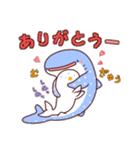 ベルカちゃんとジンくん2(個別スタンプ:01)