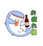 ベルカちゃんとジンくん2(個別スタンプ:03)