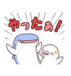 ベルカちゃんとジンくん2(個別スタンプ:18)
