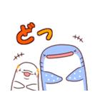 ベルカちゃんとジンくん2(個別スタンプ:28)