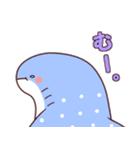 ベルカちゃんとジンくん2(個別スタンプ:33)