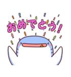 ベルカちゃんとジンくん2(個別スタンプ:40)