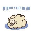 ゆるゆる羊もどき(個別スタンプ:06)