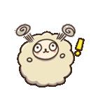 ゆるゆる羊もどき(個別スタンプ:07)