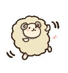 ゆるゆる羊もどき(個別スタンプ:16)