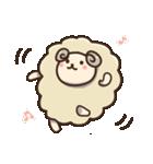 ゆるゆる羊もどき(個別スタンプ:17)