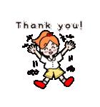 英語で伝えよう!ありがとう&感謝の気持ち(個別スタンプ:04)