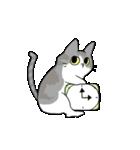姉弟猫のスタンプ(個別スタンプ:11)