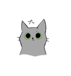 姉弟猫のスタンプ(個別スタンプ:21)