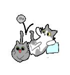 姉弟猫のスタンプ(個別スタンプ:39)