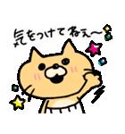【毎日使える!!】猫の昭夫さん①(個別スタンプ:11)