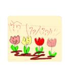 らくがき・ノート(個別スタンプ:01)
