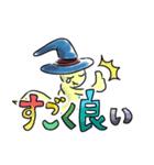 映画好きのお化けスタンプ(個別スタンプ:03)