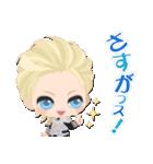 鏡の中のプリンセス~Love Palace~ 第2弾(個別スタンプ:17)