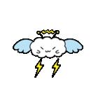 雲の子ルンルンのアニメーションスタンプ(個別スタンプ:18)