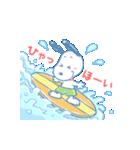 ゆるカワ♪スヌーピーの夏(個別スタンプ:05)