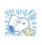 ゆるカワ♪スヌーピーの夏(個別スタンプ:20)
