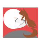 東方Project 影狼さんのスタンプ(個別スタンプ:24)