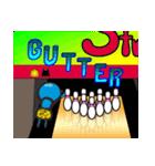 Gutter&Strike ボウリング スタンプ(個別スタンプ:32)