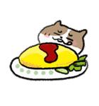 にゃんこ先輩のおいしいコレクション(個別スタンプ:03)
