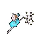 可愛く踊るバレリーナ~励ましの言葉編~(個別スタンプ:07)