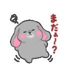 たれ耳うさぎさん☆ホーランドロップイヤー(個別スタンプ:16)