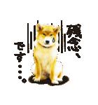 今日も柴犬といっしょ(個別スタンプ:33)