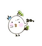 ほんわかタマゴ鳥(個別スタンプ:6)
