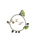 ほんわかタマゴ鳥(個別スタンプ:15)