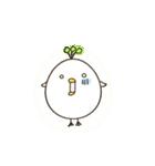 ほんわかタマゴ鳥(個別スタンプ:16)
