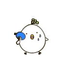 ほんわかタマゴ鳥(個別スタンプ:24)