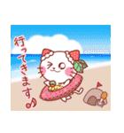 すいーつにゃんこ ~夏~(個別スタンプ:05)
