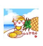 すいーつにゃんこ ~夏~(個別スタンプ:10)