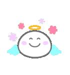 天使の毎日<大きい文字>(個別スタンプ:25)
