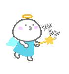 天使の毎日<大きい文字>(個別スタンプ:28)