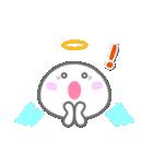 天使の毎日<大きい文字>(個別スタンプ:33)