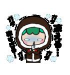 よつばちゃん!夏&冬セット(個別スタンプ:35)