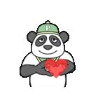 ありっちゃありなパンダのおっちゃん(個別スタンプ:33)