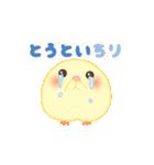 うごくぴよちりちゃん+(個別スタンプ:15)