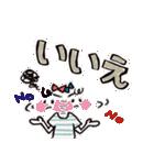 シンプル&カラフル【災害・緊急用】(個別スタンプ:02)