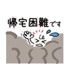 シンプル&カラフル【災害・緊急用】(個別スタンプ:15)