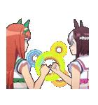 TVアニメ『ウマ娘 プリティーダービー』(個別スタンプ:39)