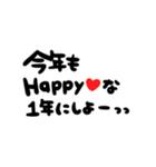 大切な人に贈る♡誕生日♡お祝いの言葉(個別スタンプ:36)