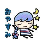 ❺【カラフルさんの日常使えるスタンプ】(個別スタンプ:05)