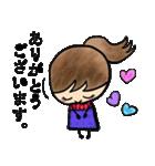 ❺【カラフルさんの日常使えるスタンプ】(個別スタンプ:20)