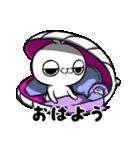 クレイジー闇うさぎ4.5(個別スタンプ:01)