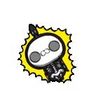 クレイジー闇うさぎ4.5(個別スタンプ:36)