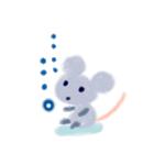 りんこのちょこっとマウス(個別スタンプ:02)