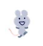 りんこのちょこっとマウス(個別スタンプ:07)