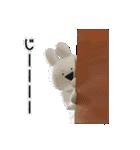 すこぶる動くウサギ【実写版】(個別スタンプ:30)